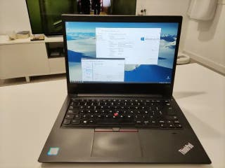 ThinkPad E480 - 32GB RAM - 1Tb SSD