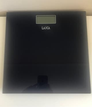 Balanza Bascula Baño electrónica Laica