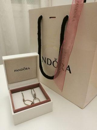 Penfientes plata Pandora