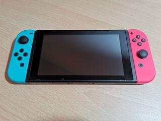 Nintendo Switch + Pack Juegos