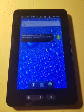 "TABLET WOXTER PC 65 C 7"" 4Gb"