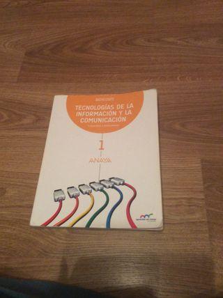 Libro informática 1º Bachillerato