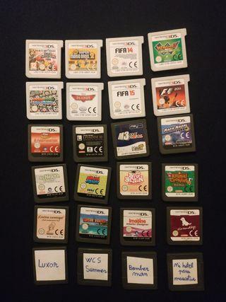 Juegos DS y 3DS | Precio económico