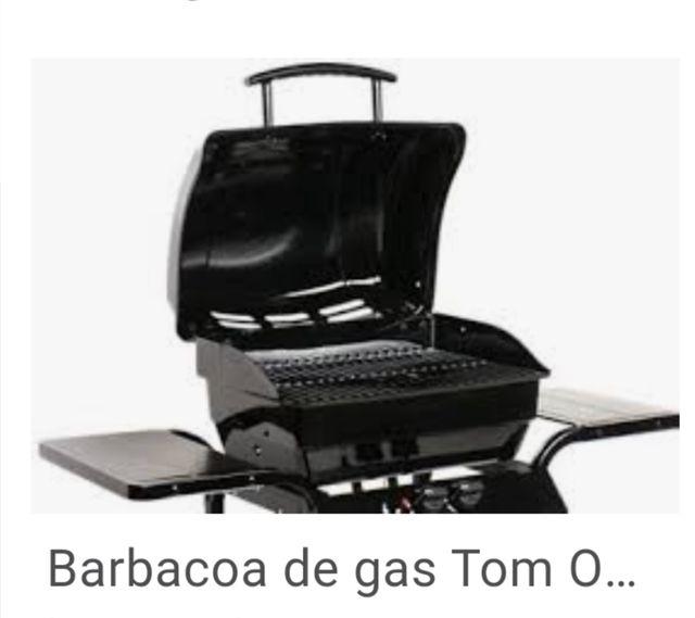 Barbacoa a gas TOM