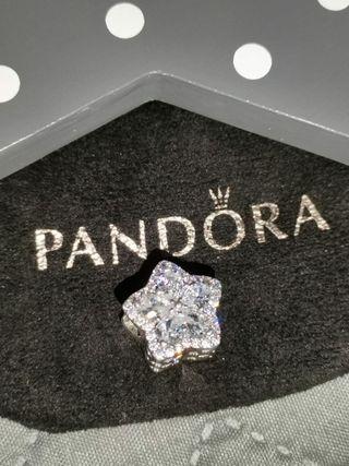 Charm Pandora Plata Estrella