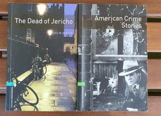 Pack libros OXFORD