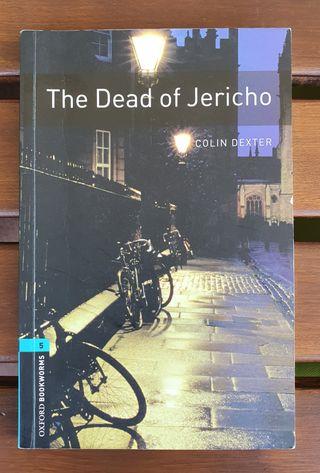 "Libro en inglés ""THE DEAD OF JERICHO"" de Oxford"