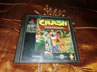 crash bandicoot 1 psx