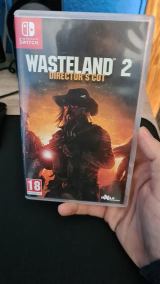 Nintendo Switch - Wasteland 2 Director's Cut