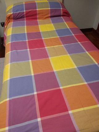 Edredón para cama 90 a 105 cm