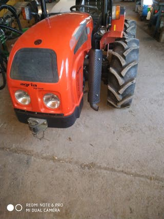 tractor pascuali agria 940s