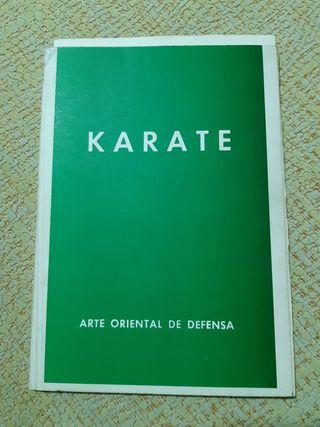 KARATE-ARTE ORIENTAL DE DEFENSA