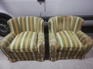 Sillones ,sofas,vintage......