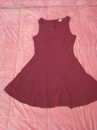 vestido H&Muralla 38