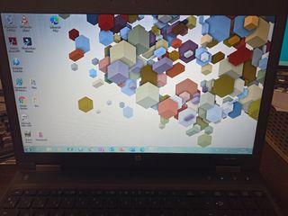 portátil HP probook 6550b