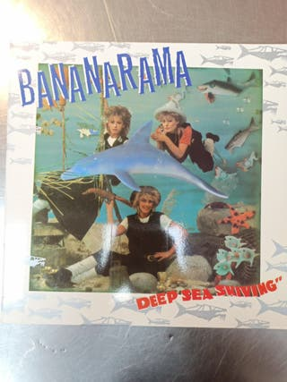 Bananarama, Deep Sea Skiving, Vinilo