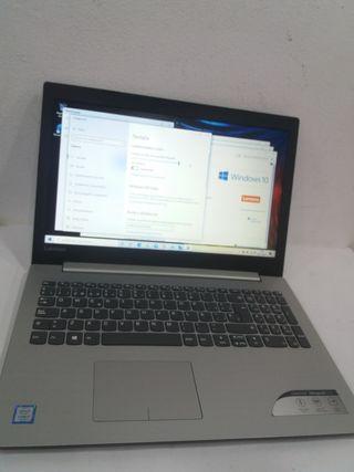 portatil lenovo ideapad 320 8gb ram 256SSD