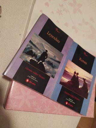 Libros Rimas y Leyendas