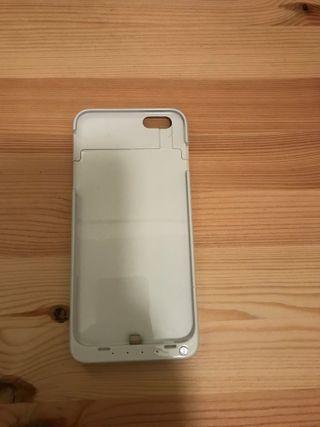 Funda bateria para Iphone 6/6s plus de 5200 mAh