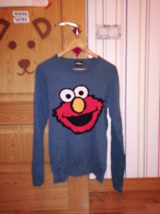 Jersey Elmo (Blanco tricot)