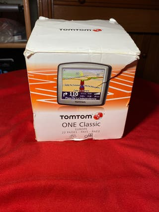 GPS Tomtom one Classic
