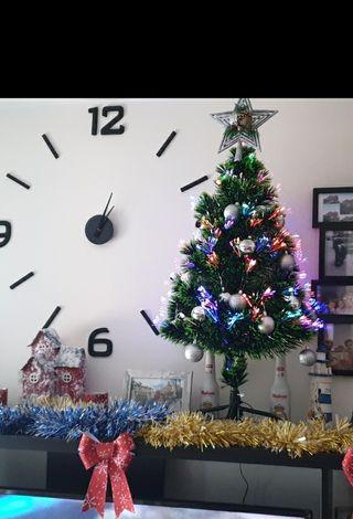 Arbol de Navidad con led