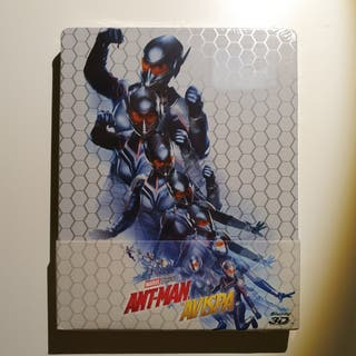 Ant-Man (Steelbook) Blu-ray/BD 3D