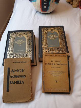 libros medicinas