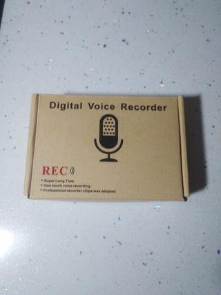 mini grabadora