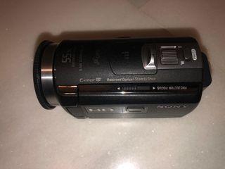 VIDEOCÁMARA SONY HDRP-J420VE FULL HD con Proyector