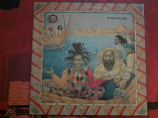 Steel Pulse-Reggae Greats.LP en Vinilo.