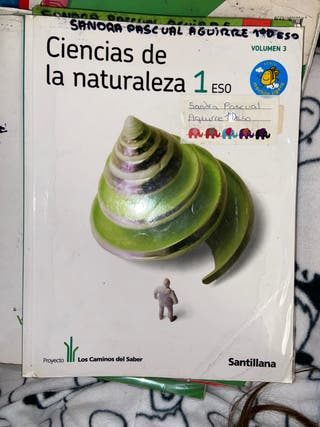 Ciencias de la naturaleza 1 eso