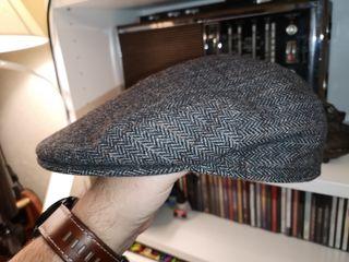 Gorra de caballero con orejeras