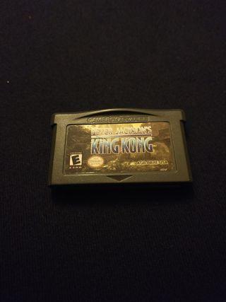 Peter Jackson's King Kong GBA