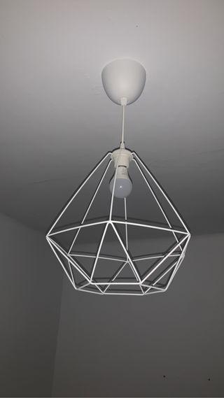 Lámpara techo ikea completa