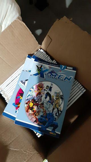 X-men coleccionable