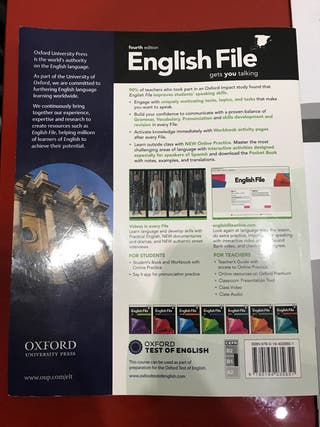 English file B1 OXFORD