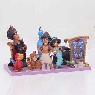 Figuras Disney Aladdin