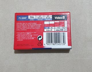 Cinta Sony Pal 60 Video 8