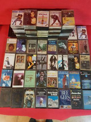 lote 86 cinta de cassette