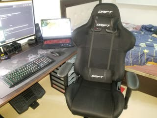 silla gaming drift nueva