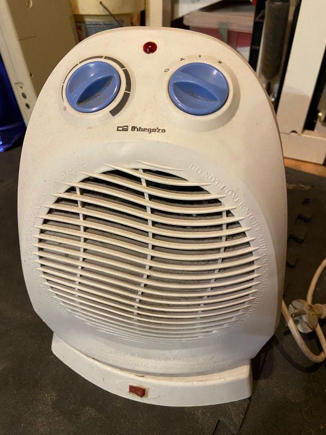 Calefactor Giratorio