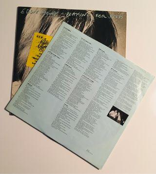 EDDIE MONEY Disco Vinilo LP