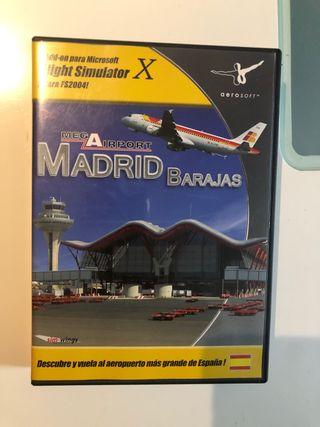 FSX simulador de aviones