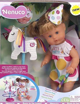 Nenuco de Famosa Piñata