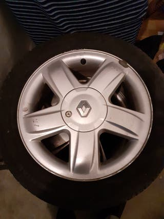 Renault.clio.ruedas.neumaticos.llantas