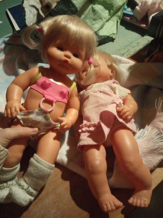 muñecas tipo Nenuco