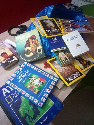 libros mixtos