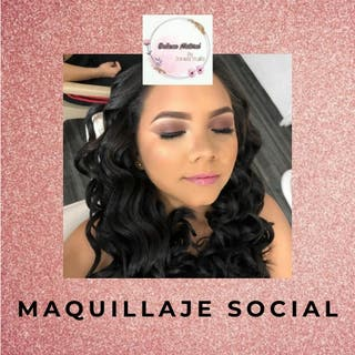 MAQUILLAJE SOCIAL / MAQUILLADORA