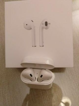 Auriculares Airpods 2 de iPhone a estrenar